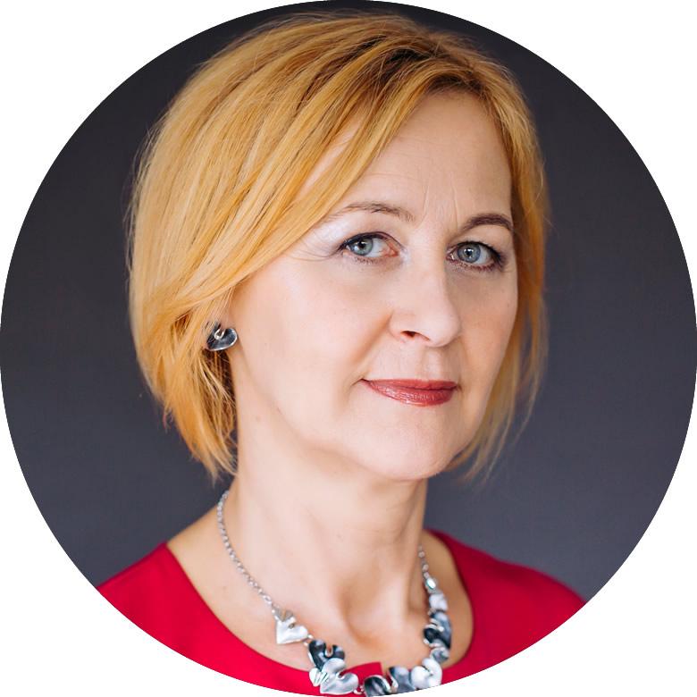 Anna Kupiecka - Prezes Fundacji Onkocafe - Razem Lepiej